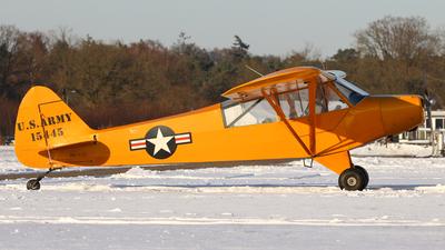 PH-FLG - Piper PA-18-95 Super Cub - Private