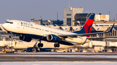 A picture of N870DN - Boeing 737932(ER) - Delta Air Lines - © Twin Cities Spotter