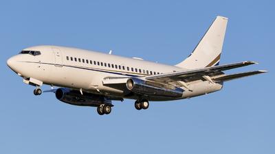 VP-CAD - Boeing 737-2W8(Adv) - Private