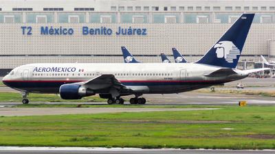 XA-OAM - Boeing 767-2B1(ER) - Aeroméxico