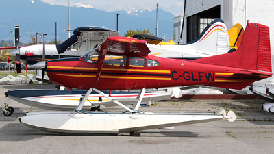 C-GLFW - Cessna 180J Skywagon - Alpine Aviation