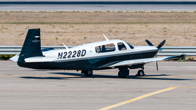 N2228D - Mooney M20R Ovation - Private