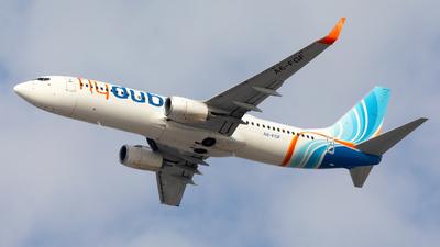 A6-FGF - Boeing 737-8KN - flydubai