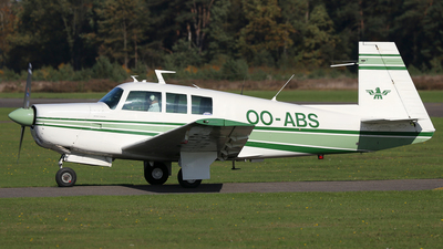 OO-ABS - Mooney M20F - Private