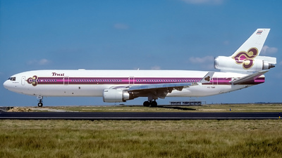 HS-TMD - McDonnell Douglas MD-11 - Thai Airways International