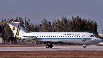 C6-BDP - British Aircraft Corporation BAC 1-11 Series 401AK - Bahamasair