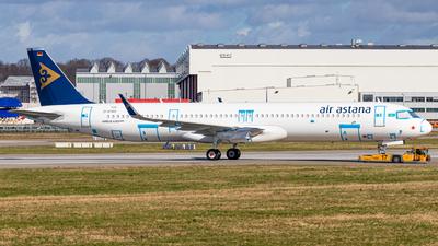 D-AYAX - Airbus A321-271NX - Air Astana