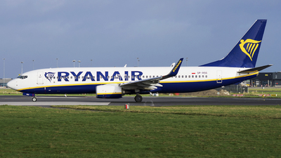 SP-RSG - Boeing 737-8AS - Ryanair Sun