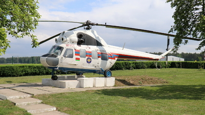 EW-20253 - PZL-Swidnik Mi-2 Hoplite - Belarus - Ministry for Emergency Situations (MChS)