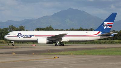 N319CM - Boeing 767-338(ER)(BDSF) - Amerijet International