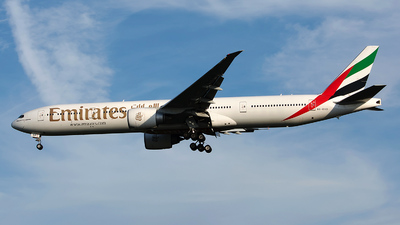 A6-EGD - Boeing 777-31HER - Emirates