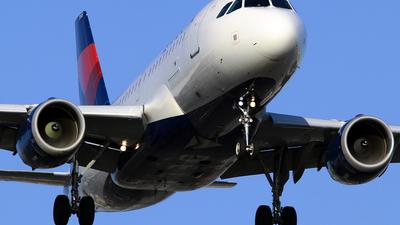 N365NB - Airbus A319-114 - Delta Air Lines