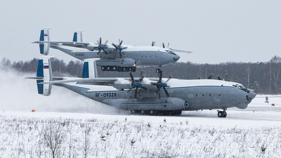 RF-09328 - Antonov An-22 - Russia - Air Force