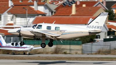 N684WB - Piper PA-31P-350 Mojave - Private