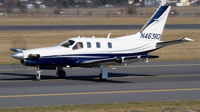 N463RD - Socata TBM-850 - Private