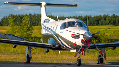 N368NG - Pilatus PC-12/47E - Private