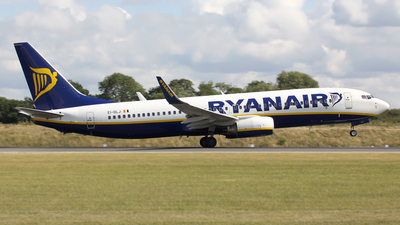 EI-DLJ - Boeing 737-8AS - Ryanair