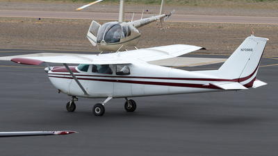 N7098E - Cessna 175A Skylark - Private
