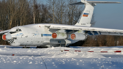 RA-86908 - Ilyushin IL-76MD - Russia - Air Force