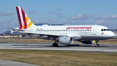 A picture of DAKNM - Airbus A319112 - Germanwings - © Hugo Schwarzer