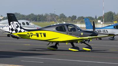 SP-WTW - Cirrus SR22T-GTS G6 - Private