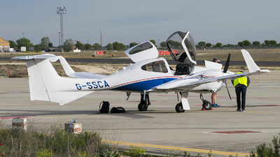 G-SSCA - Diamond DA-42 NG Twin Star - Private