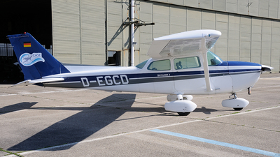 D-EGCD - Cessna 172N Skyhawk II - FFH Flight Training
