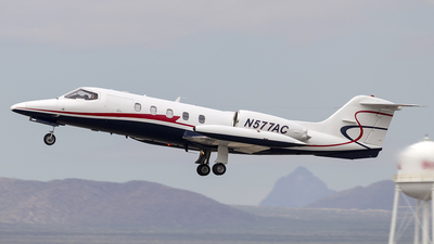N577AC - Gates Learjet 35A - Private