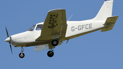 G-GFCE - Piper PA-28-161 Cherokee Warrior II - Private