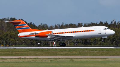 VH-KBX - Fokker 70 - Alliance Airlines