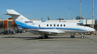 N801SS - Hawker Beechcraft 800XP - Private