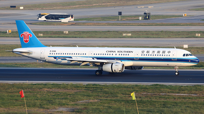 B-2288 - Airbus A321-231 - China Southern Airlines