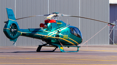 A picture of VHHQL - Airbus Helicopters H130 - [4672] - © Noah Pitkin