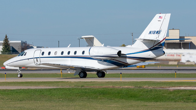 N18WE - Cessna 680 Citation Sovereign - Private