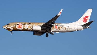 B-5390 - Boeing 737-89L - Air China