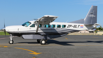 ZP-GLT - Cessna 208 Caravan 675 - Private