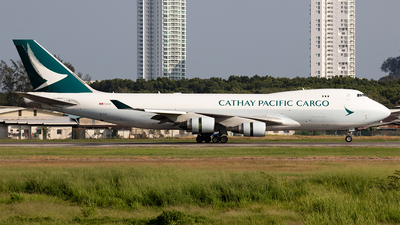 A picture of BLIC - Boeing 747467F(ER) - Cathay Pacific - © Aviation Temptation