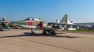 RF-95482 - Sukhoi Su-25SM3 Frogfoot  - Russia - Air Force