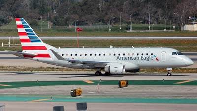 N207AN - Embraer 170-200LR - American Eagle (Compass Airlines)