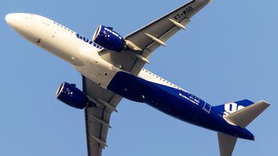 VT-WGD - Airbus A320-271N - Go Air