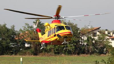 I-TIKE - Agusta-Westland AW-139 - Babcock Italia