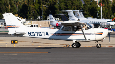 N97674 - Cessna 172P Skyhawk - Private