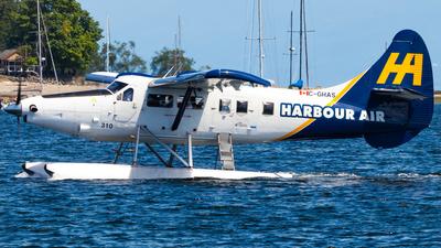 C-GHAS - De Havilland Canada DHC-3T Vazar Turbine Otter - Harbour Air