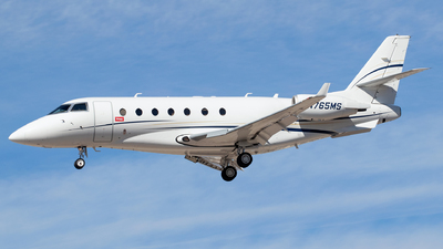 N765MS - IAI Gulfstream G200 - Stagg Aviation