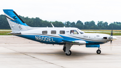 N600EL - Piper PA-46-M600 - Private