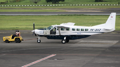PK-BVZ - Cessna 208B Grand Caravan - Susi Air