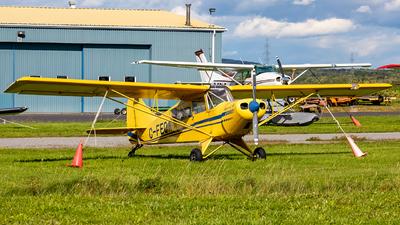 C-FEQA - Aeronca O-58B Grasshopper - Private