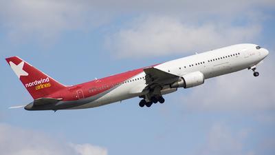 VQ-BOG - Boeing 767-341(ER) - Ikar