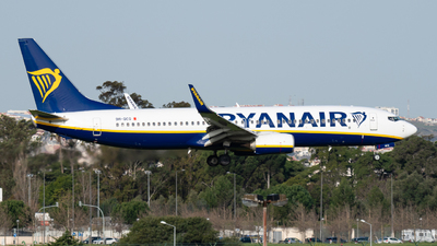 9H-QCQ - Boeing 737-8AS - Malta Air (Ryanair)