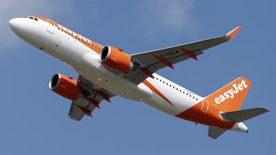 F-WWDK - Airbus A320-251N - easyJet